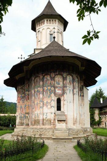 L'église peinte ...