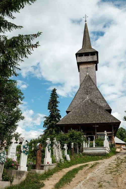 L'église de Botiza