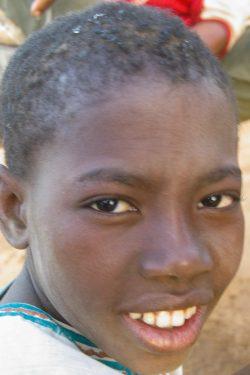 Mali, Le Gourma, jeune garçon