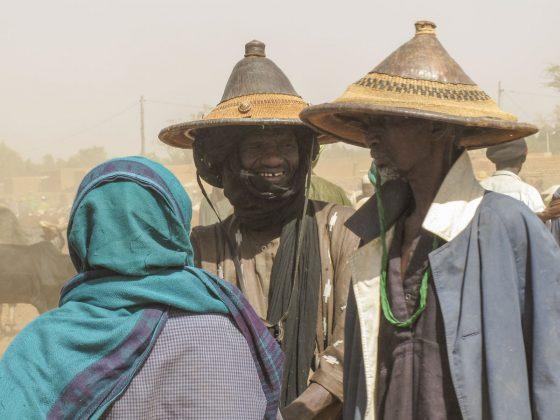 Mali, pays dogon, Douentza, peuls