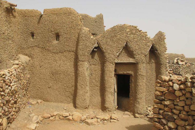 Mali, forteresse de Hombori