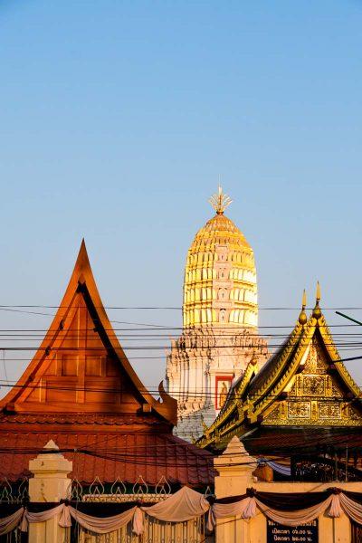 Thailande, Phitsanulok, Wat Phra Si Ratana Mahathat