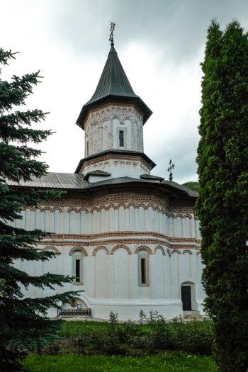 Monastère de Secu