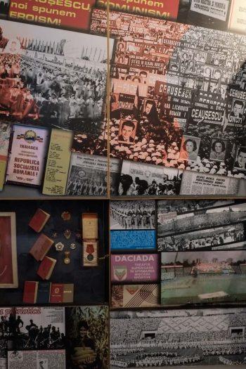 Roumanie, Sighetu Marmatei, dans le Musée Mémorial des Victimes du Communisme
