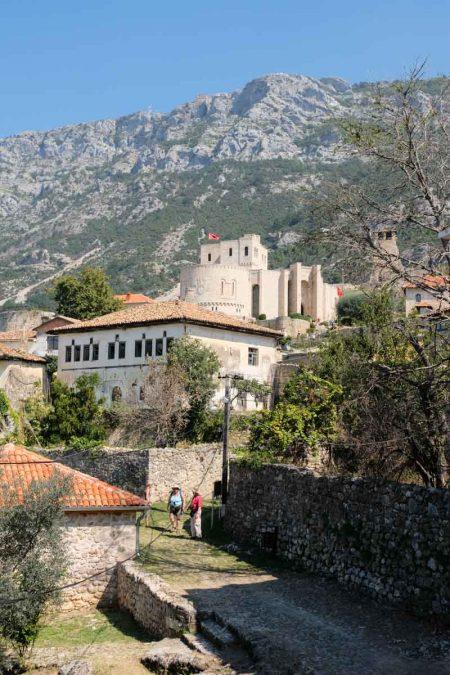 Citadelle de Krujë